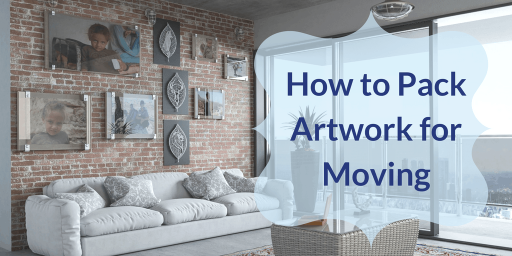 How to Pack Artwork for Moving