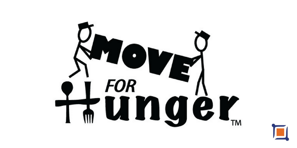 Move for Hunger & SImple Moving Labor