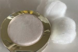 cotton balls in makeup