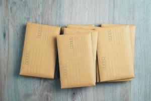 priority envelopes