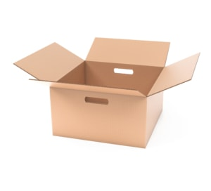 box with handles